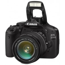 Canon EOS 550D Kit 18-55 DC III